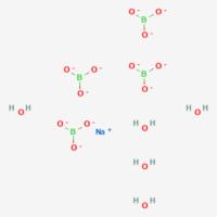 Sodium;tetraborate;pentahydrate