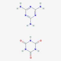 Melamine cyanurate