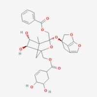 [(3S,5R,6S)-1-[(4,5-Dihydroxycyclohex-2-ene-1-carbonyl)oxymethyl]-3-[[(1R)-5,7-dio